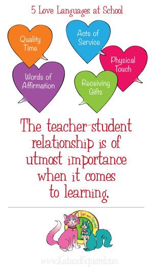 The teacher-student relationship is of utmost importance when it comes to learning.