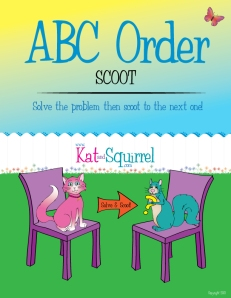 ABC Order Shoot from Kat and Squirrel